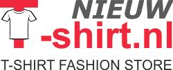 Nieuwtshirt.nl logo store header