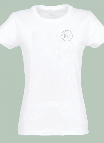 Prl T-shirt dames wit classic