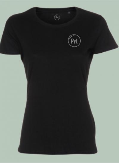 Prl T-shirt dames zwart classic