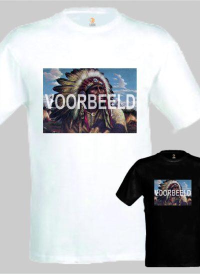 T-shirt ontwerp zelf met eigen foto