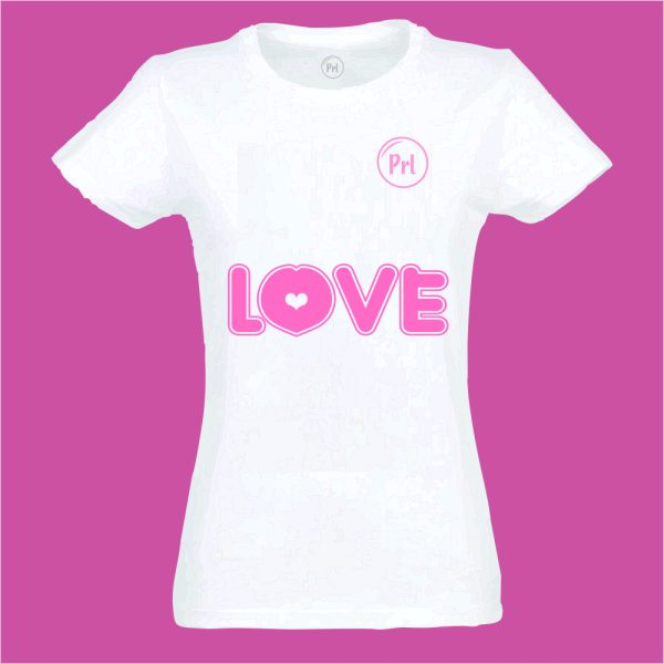 T-shirt Prl Kids Love