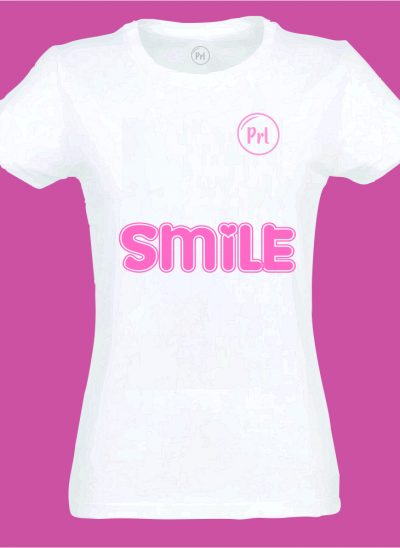 T-shirt Prl kids smile