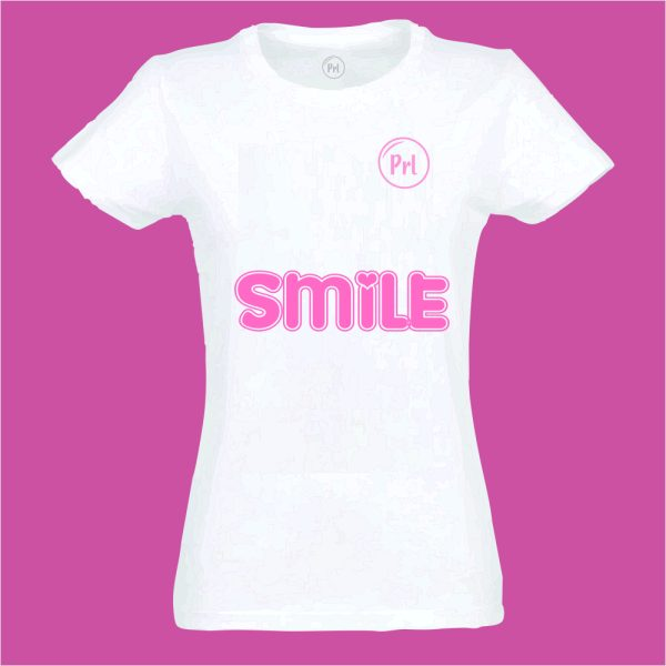 T-shirt Prl kids smile