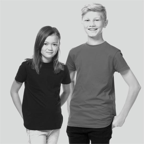 NieuwT-shirt one color T-shirt kinderen